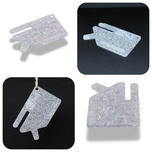 Multi Tool OGS Card Rainbow Glitter