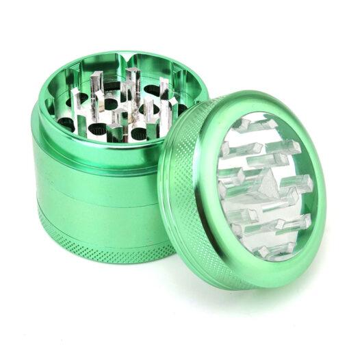 Neutral Window Mixer Green Open