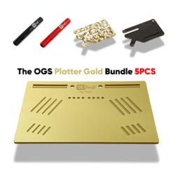 The OGS Platter Bundle 5 PCS Gold