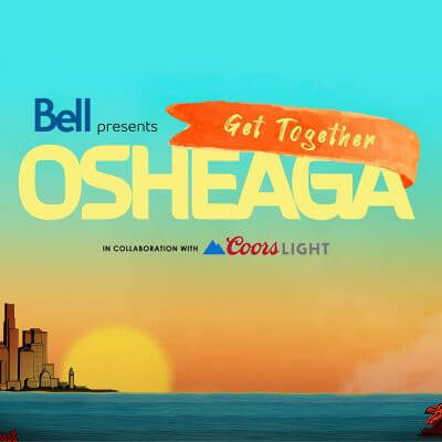 OSHEAGA Get Together