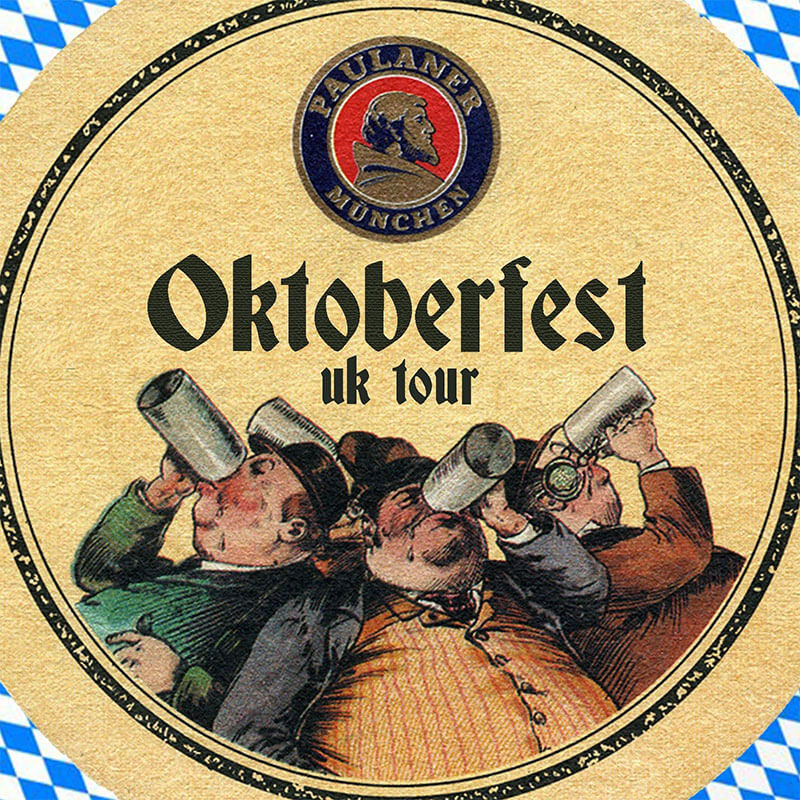 Oktoberfest Edinburgh - UK Tour