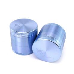 Premium Black Leaf Mixer 5-Part Shiny Blue