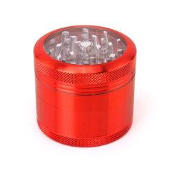 Premium Black Leaf Window Mixer Red