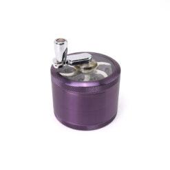 Premium Black Leaf Mixer with Handle
