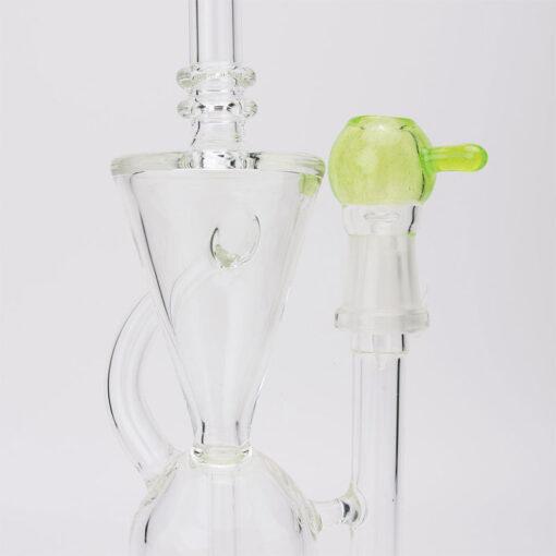 Recycler Blaze Glass Souvenir Oil