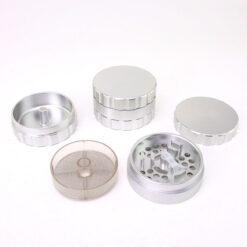 Rotor Blades Mixer 3-Part Silver Setup