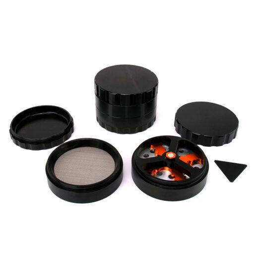Rotor Blades Mixer 4-Part Black Setup