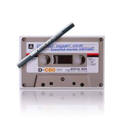 Cassette White