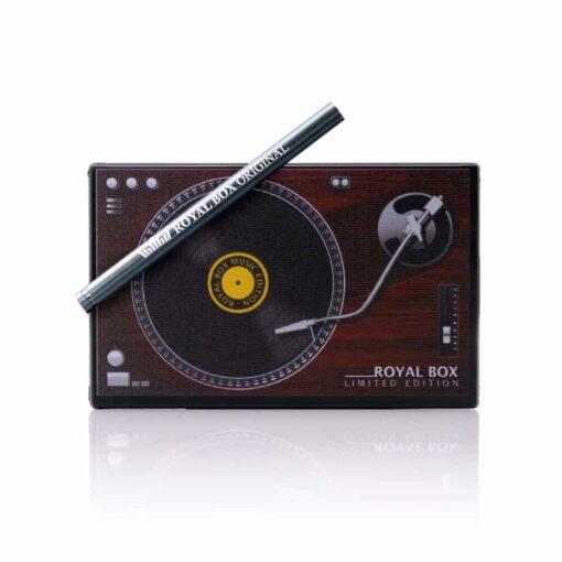 Gramophone Black