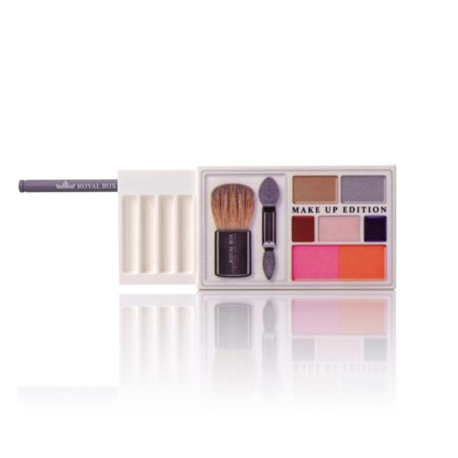 Plastic Make-Up White Open