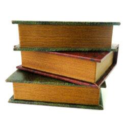 Secret Kavatza Green Book Box
