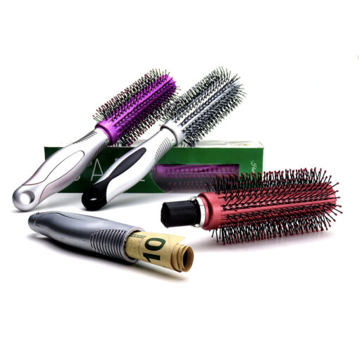Secret Stash Hairbrush Reveal