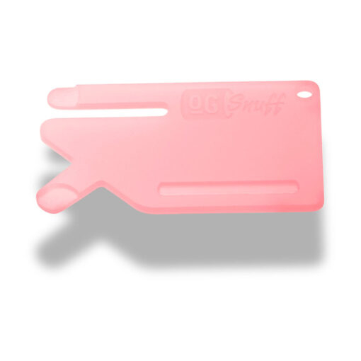 Multi Tool OGS Card Frosted Pink