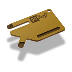 Multi Tool OGS Card Gold 2-tone Black