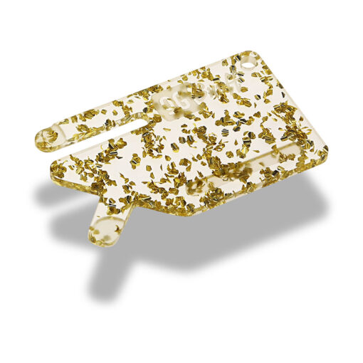 Multi Tool OGS Card Gold Glitter