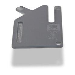 Multi Tool OGS Card Matte Grey Side