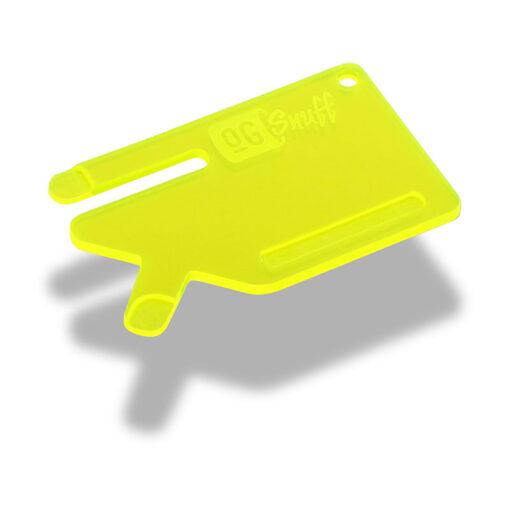 Multi Tool OGS Card Neon Green