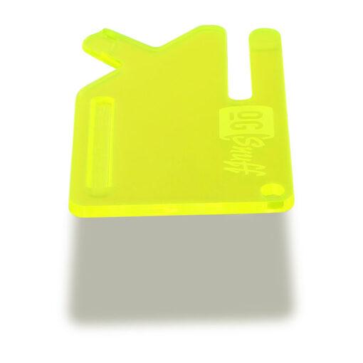 Multi Tool OGS Card Neon UV Green Side