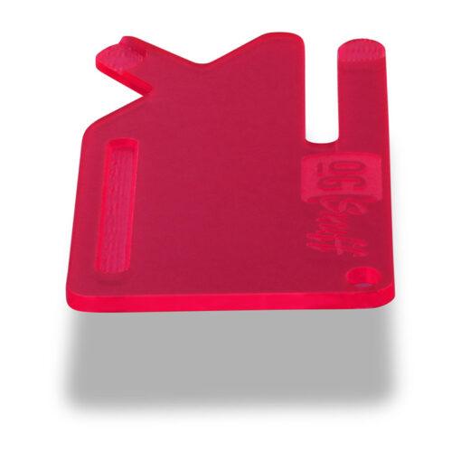 Multi Tool OGS Card Neon UV Pink Side
