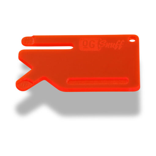 Multi Tool OGS Card UV Red