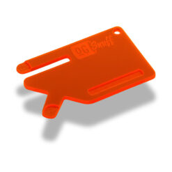 Multi Tool OGS Card Neon Red