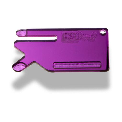 Multi Tool OGS Card Mirrored Purple