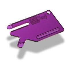 Multi Tool OGS Card Purple Mirror