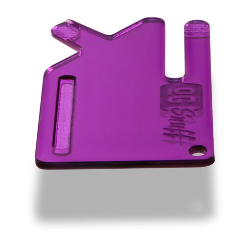 Multi Tool OGS Card Mirrored Purple Side