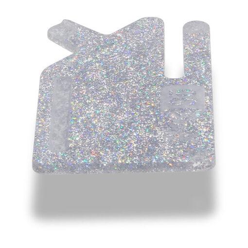 Multi Tool OGS Card Rainbow Glitter Side
