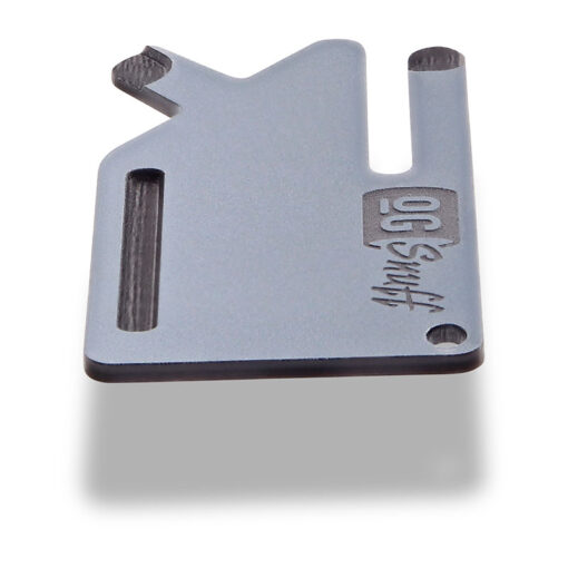 Multi Tool OGS Card Silver Two-tone Side