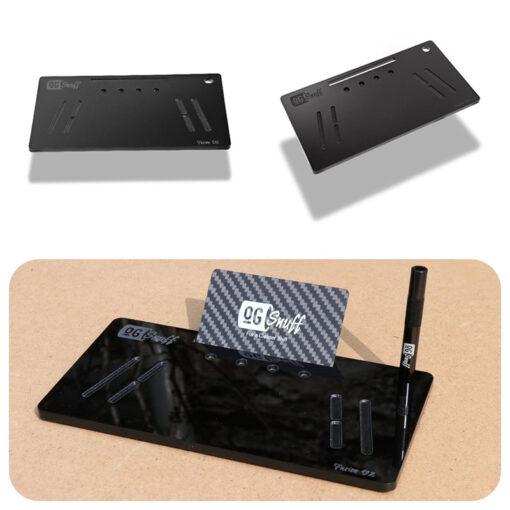 The OGS Fusion V2 Board Gloss Black