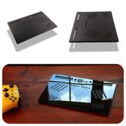 The OGS Platter Board Gloss Black