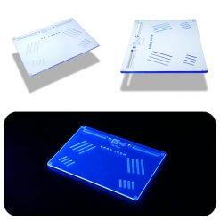 The OGS Platter Neon UV Blue