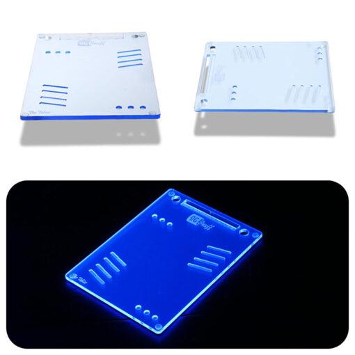 The OGS Tablet Neon UV Blue