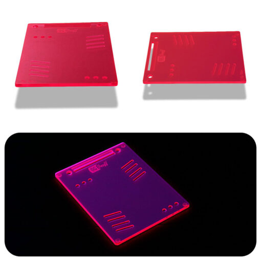 The OGS Tablet Neon UV Pink