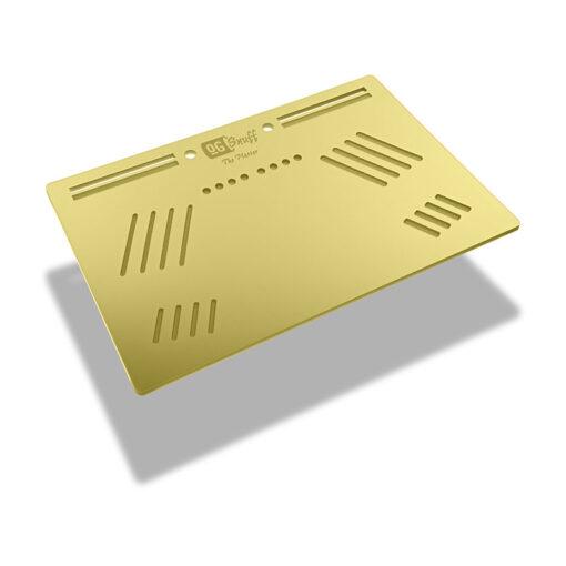 The OGS Platter Board Metallic Gold