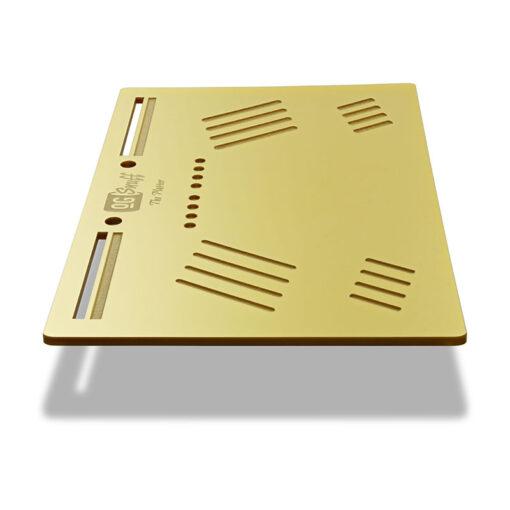The OGS Platter Board Gold Side