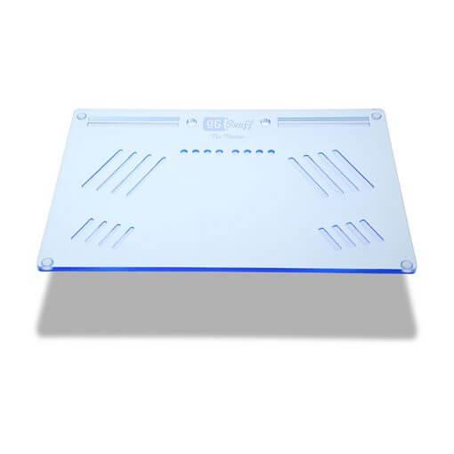 The OGS Platter Board UV Blue