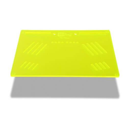 The OGS Platter Board UV Green