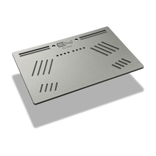 The OGS Platter Board Silver