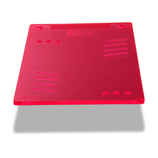 The OGS Tablet Board Neon UV Pink