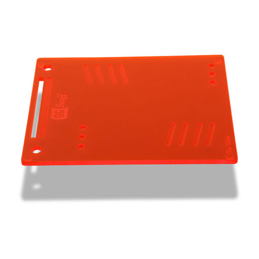 The OGS Tablet Board UV Red