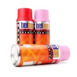 Secret Belton Spray Can Stash Side