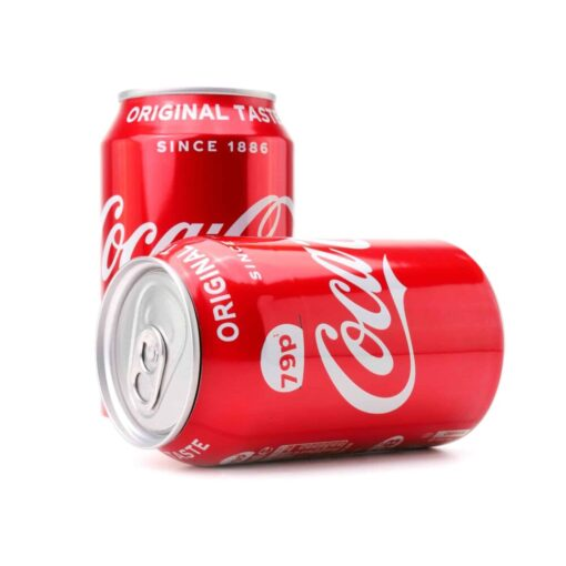Coca Cola Secret Storage Can Double