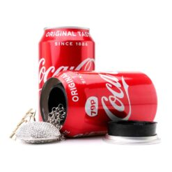 Coca Cola Secret Storage Can Open Reveal