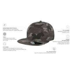 Deck Snap Back Cap
