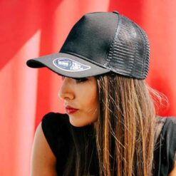 Elegant Cool Girl Cap