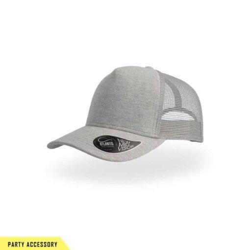 Elegant Cool Light Grey Cap
