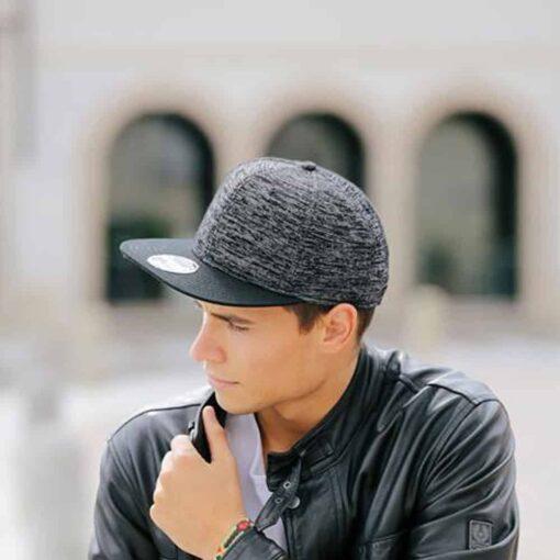 Elegant Snap Back Cap Guy