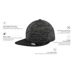 Elegant Snap Back Cap